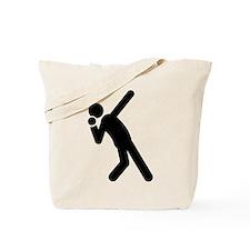Shot Put Tote Bag