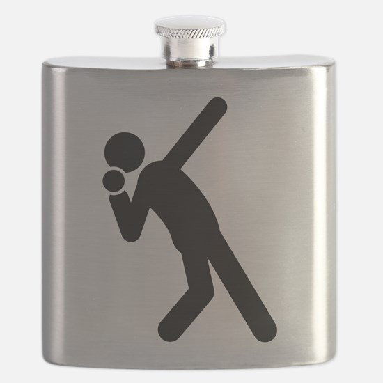 Shot Put Flask