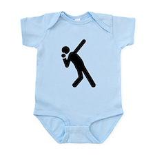 Shot Put Infant Bodysuit