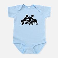 Rafting Infant Bodysuit
