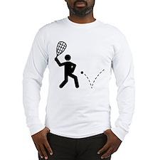 Racquetball Long Sleeve T-Shirt
