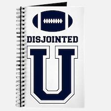 Disjointed U - football playbook