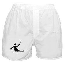 Physically Challenged Sled Hockey Boxer Shorts