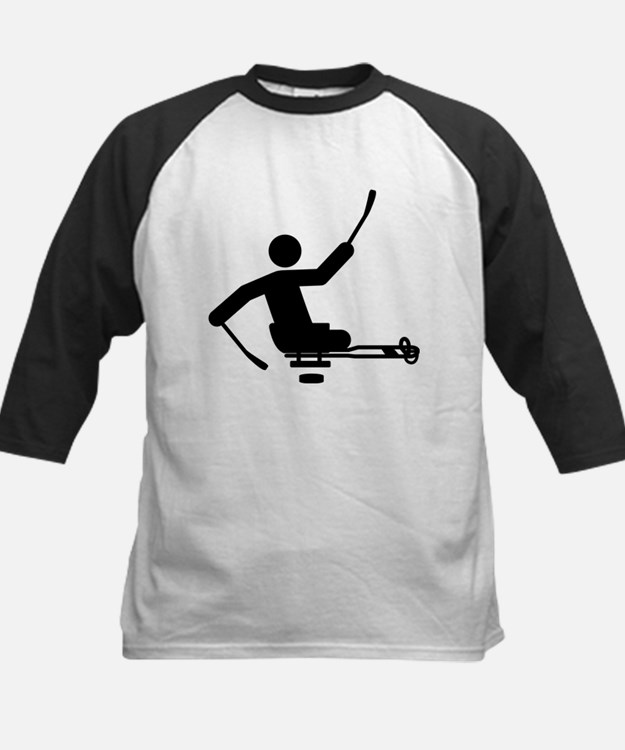 Physically Challenged Sled Hockey Tee
