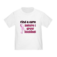 Find a cure T