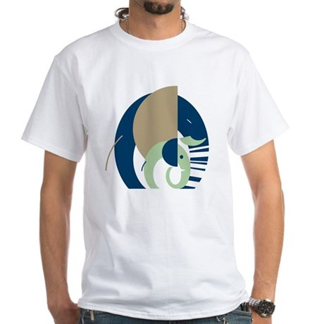 Stand by Me White T-Shirt