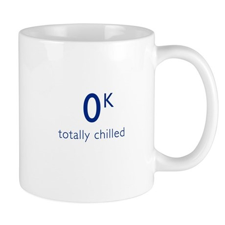 Totally Chilled - Kelvin Version T Shirt Mug