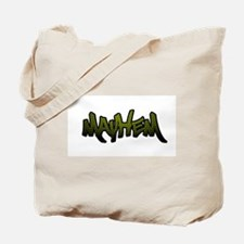 Mayhem Tote Bag