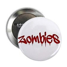 "White Zombies 2.25"" Button"