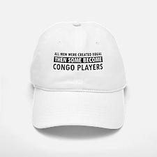 Congo Players Designs Baseball Baseball Cap