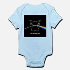 Dark Side of the Moo Infant Bodysuit