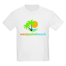 West Palm Beach Kids T-Shirt