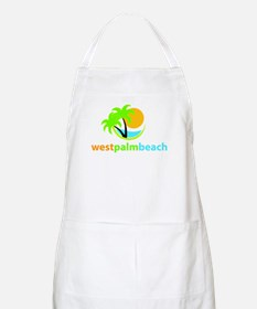 West Palm Beach BBQ Apron