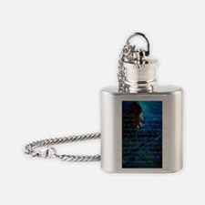 Cute Water goddess Flask Necklace