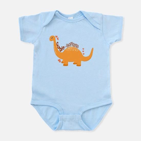Cutie-Saurus Infant Bodysuit