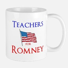 Teachers for Romney Mug