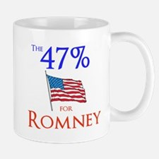 The 47% for Romney Mug
