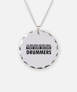 Drummers Designs Necklace