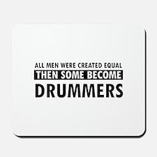 Drummers Designs Mousepad