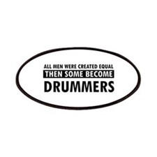 Drummers Designs Patches