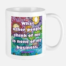 None of my business Mug