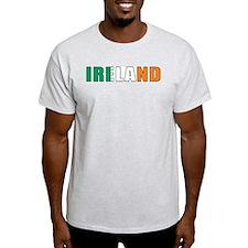 Ireland Ash Grey T-Shirt