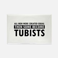 Tubists Designs Rectangle Magnet