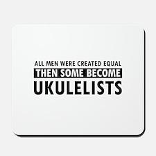 Ukulelists Designs Mousepad