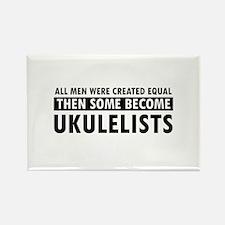 Ukulelists Designs Rectangle Magnet