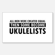 Ukulelists Designs Decal