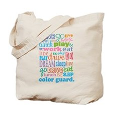 Colorguard Gift Tote Bag