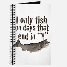 I fish Journal