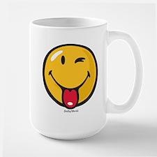 Smileyworld Playful Large Mug