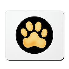 Paw Spot Mousepad