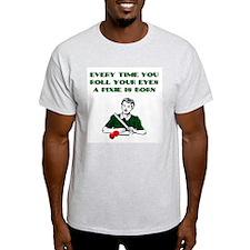 Pixie Ash Grey T-Shirt