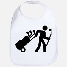 Golf Caddy Bib