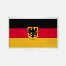 Germany Rectangle Magnet