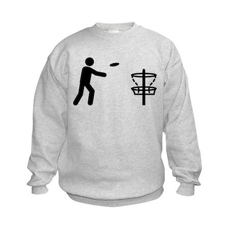 Disc Golf Kids Sweatshirt