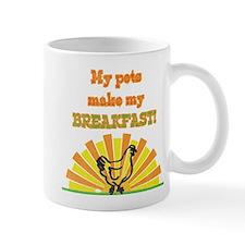 Retro My Pets Make My Breakfast