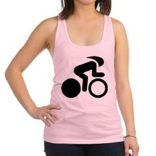 Bicycle Racer Racerback Tank Top