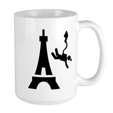 Base Jumper Mug