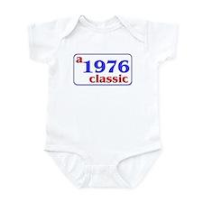 1976 Infant Creeper