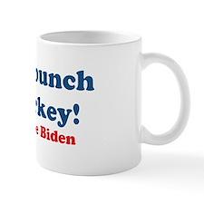 Bunch of Malarkey Biden Quote Mug