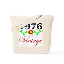 1976 vintage Tote Bag