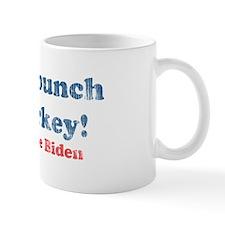 Vintage Joe Biden Malarkey Quote Mug