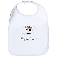 Vegan Pirate - Bib