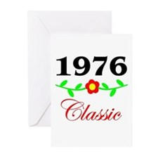 1976 Classic Greeting Cards (Pk of 10)