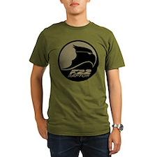 F-22 Raptor Organic Men's T-Shirt (Dark)