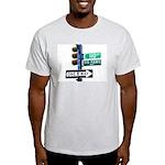 Tito Puente Way Ash Grey T-Shirt
