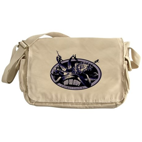DEEP SEA DIVERS Messenger Bag